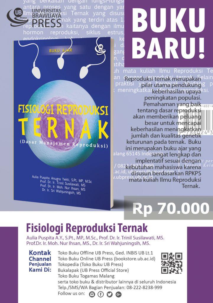 Promo Fisiologi Reproduksi Ternak