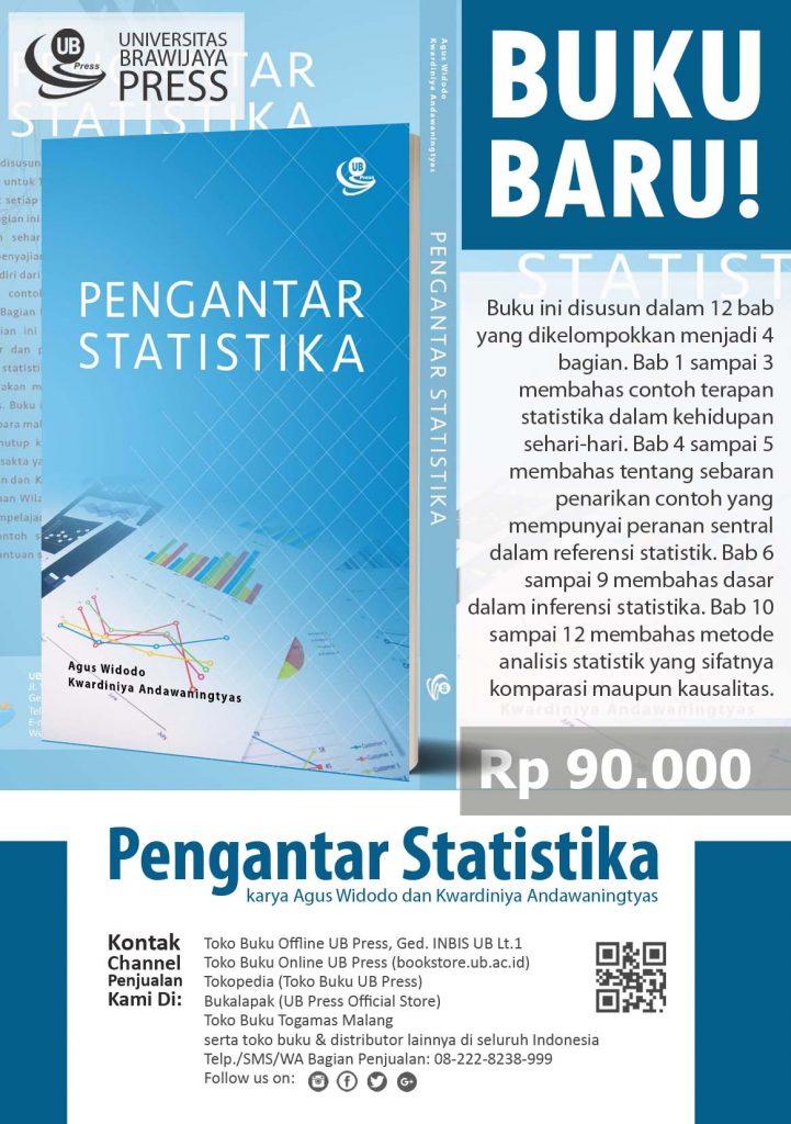 Promo Pengantar Statistika copy